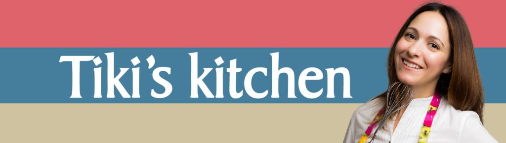 Tiki's kitchen